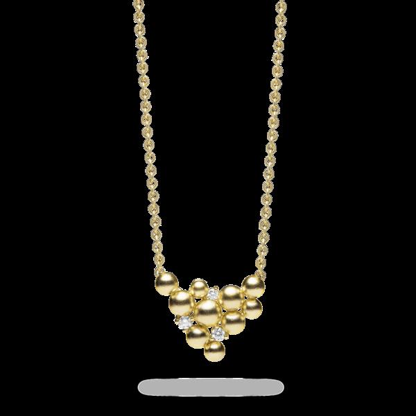Medium Golden Lagrange Pendant