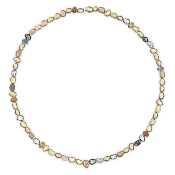 Single Pebble Necklace (Summer Version)