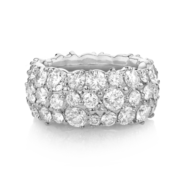 Extra Large Confetti Ring