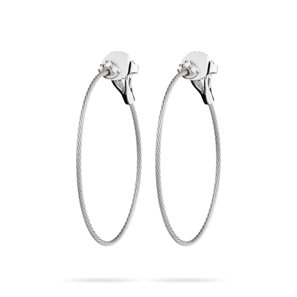 Unity Thin Hoop Earring Small