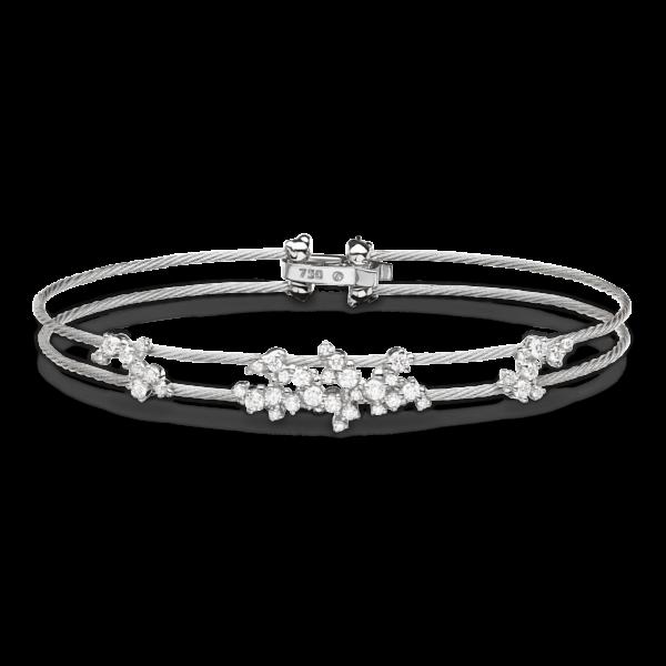 Double Confetti Unity Bracelet