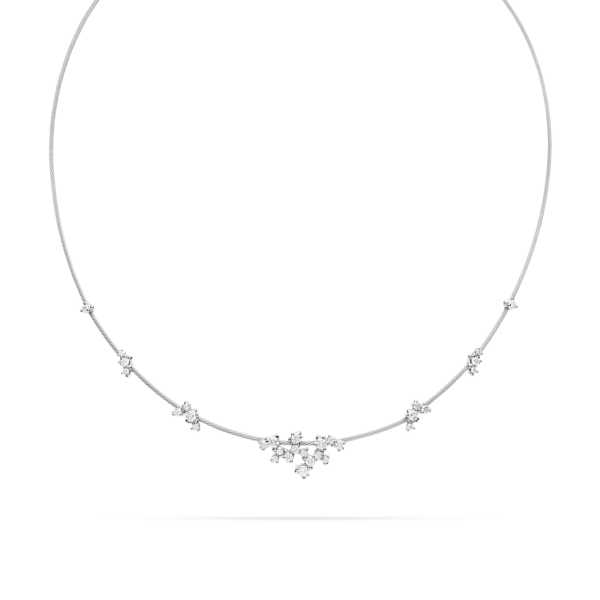 Single Unity Confetti Necklace