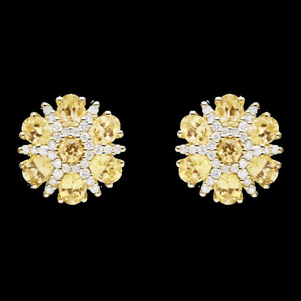 Fleurette Stud Earring