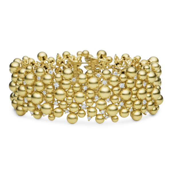 Golden Lagrange Bracelet