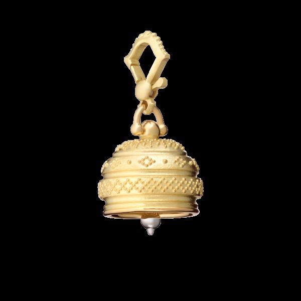 Granulated Meditation Bell