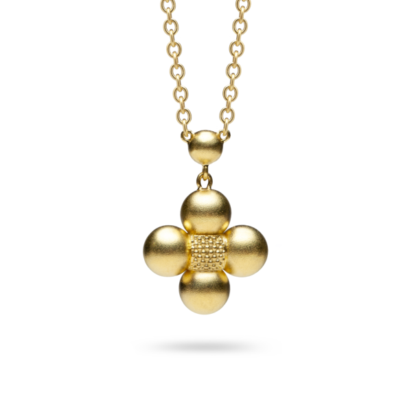 Golden Sequence Pendant