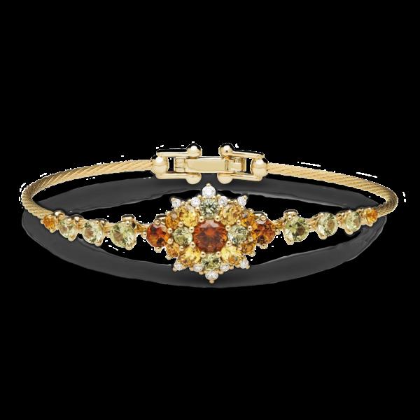 Lumiere Unity Wire Bracelet