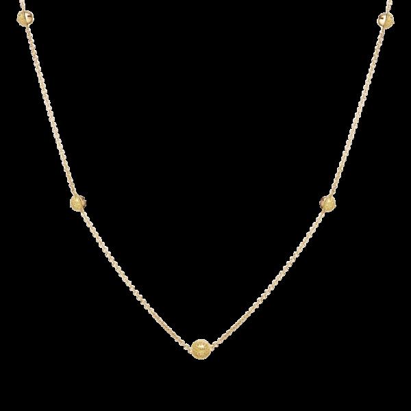 Meditation Bell Necklace (Inline Version)