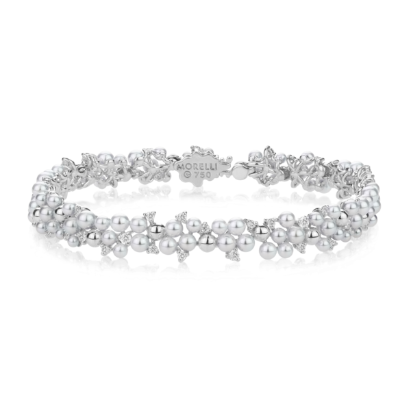 Lagrange Pearl Link Bracelet