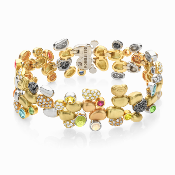 Paul Morelli Pebble Cuff Bracelet Summer