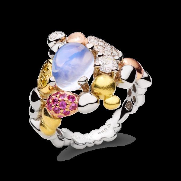 Pebble Ring (Spring Version)