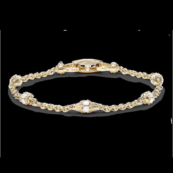 Pipette Chain Bracelet