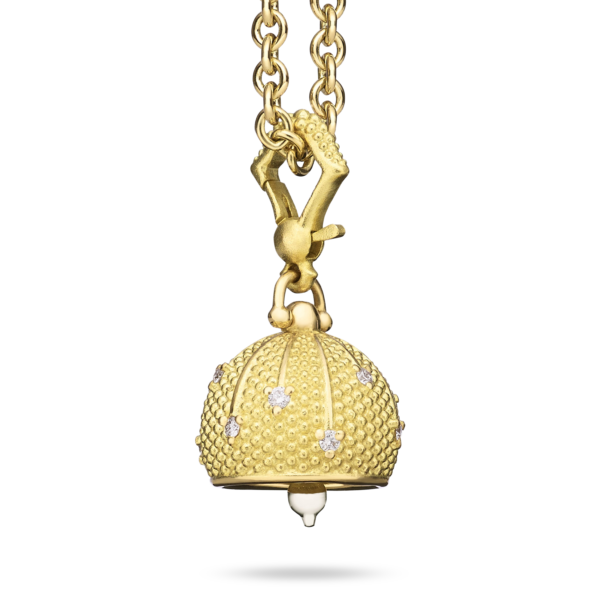 Sequence Diamond Meditation Bell
