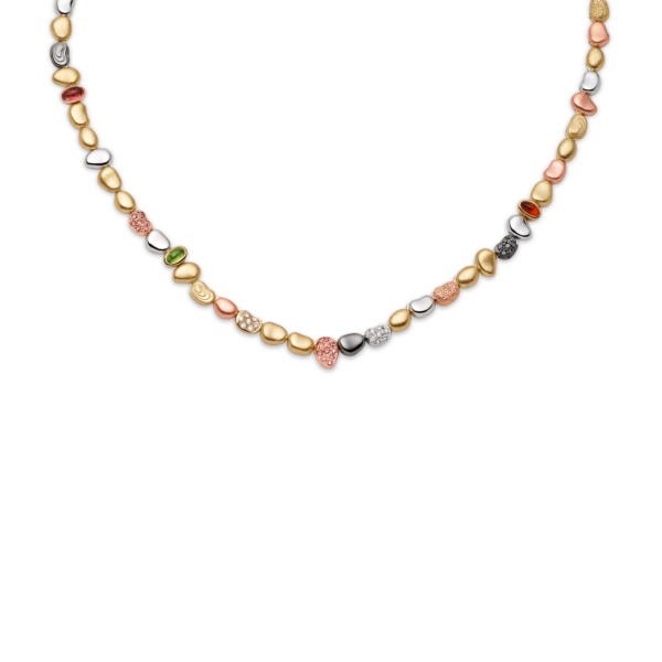 Single Pebble Necklace (Summer Version)
