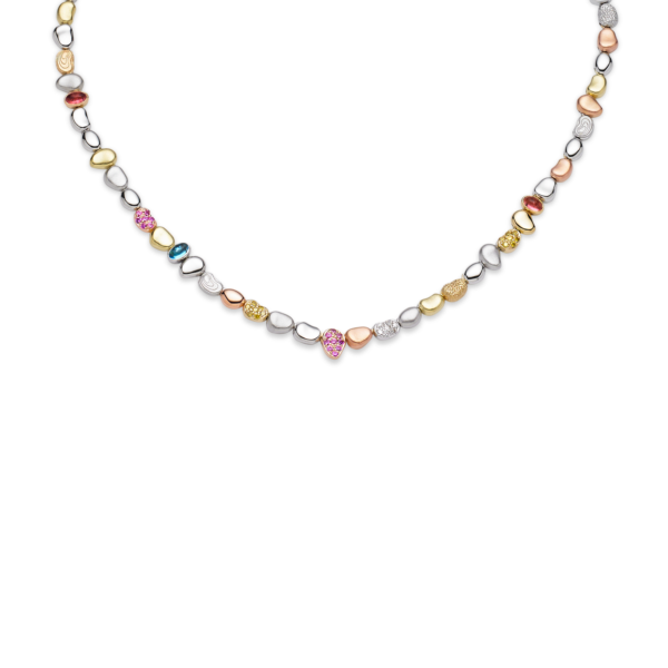 Single Pebble Necklace (Spring Version)