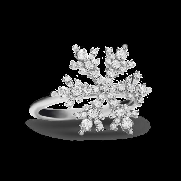 Single Snowfall Ring