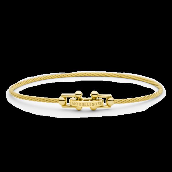 Classic Unity Wire Bracelet