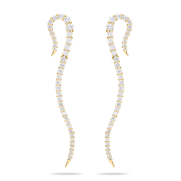 Tracuer Diamond Drop Earring