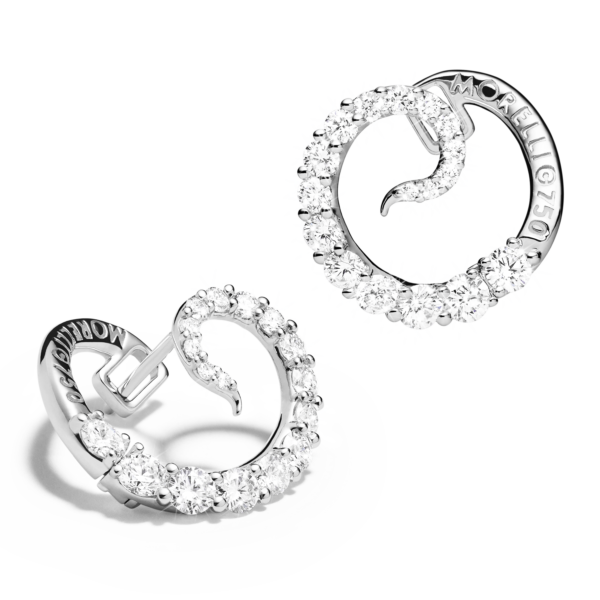 Tracuer Spiral Hoop Earring