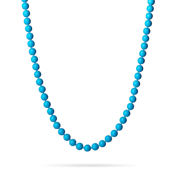 Turquoise Orb Strand