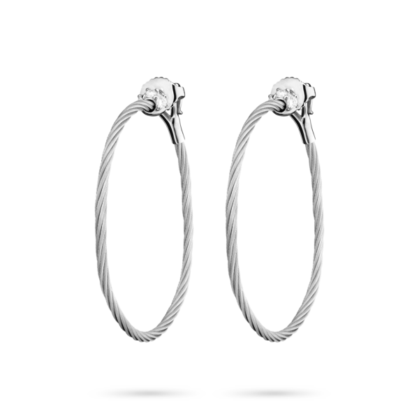Unity Hoop Earring Medium