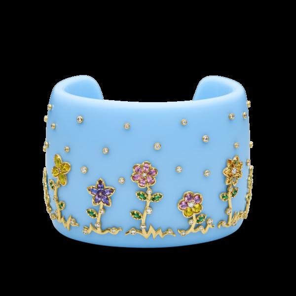 Wild Child Flower Cuff